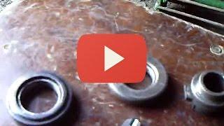 выжимной подшипник С КЛАССИКИ  для мини трактора и тяжелого мотоблока