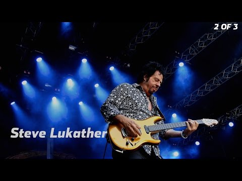 Steve Lukather Part 2 of 3: Working with Michael Jackson