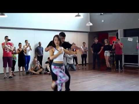 Go Dance Sydney | Improvers Salsa Workshop | Doudoule Latin Dance Camp