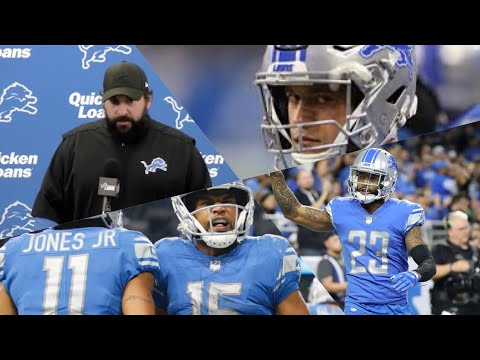 Detroit Lions Hot Take/podcast Matthew Stafford, Matt Patricia And More!