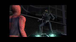 Spider-Man 3: The Video game(PS2 Venom Cutscenes)