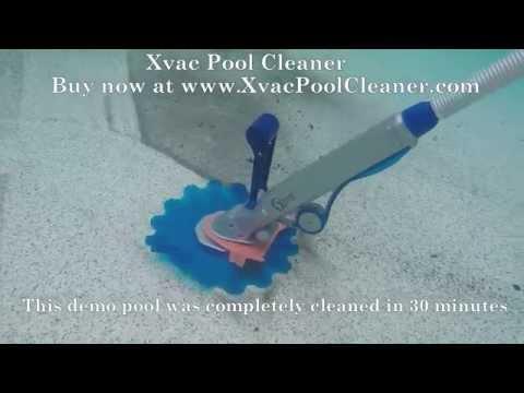 Xvac pool cleaner