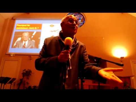 01  L'expérience de Dieu, fondement de l'engagement Karl Johnson