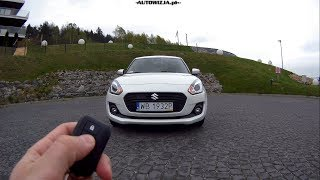 Suzuki Swift 1.0 Boosterjet TEST POV Drive & Walkaround ENGLISH SUBTITLES