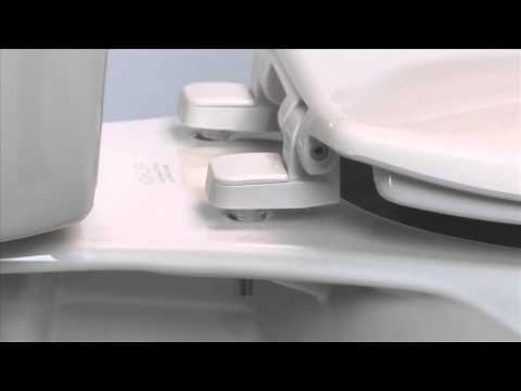 Church Sta Tite 174 Seat Fastening System Toilet Seat Youtube