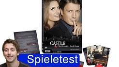 Castle: The Detective Card Game / Anleitung & Rezension / SpieLama