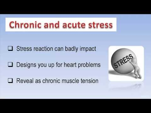 04 Chronic and Acute Stress
