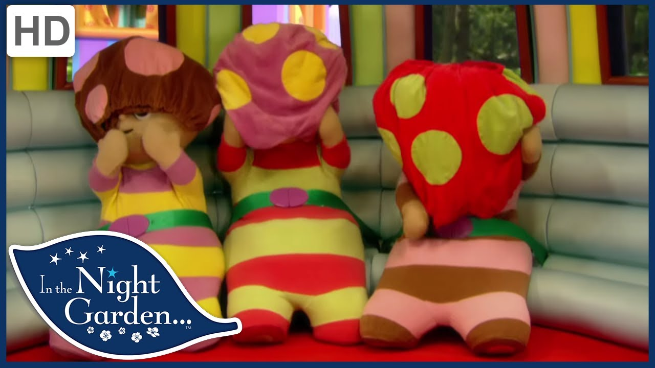 in the night garden 409 trousers on the ninky nonk full