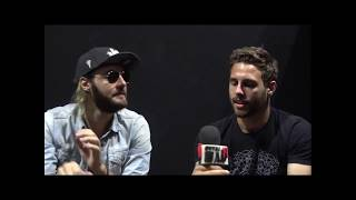 THE RAVEN AGE | INTERVIEW AU HELLFEST 2018 | MMTV