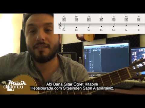Abi Bana Gitar Öğret - ( Akor Nasıl Bulunur ? )