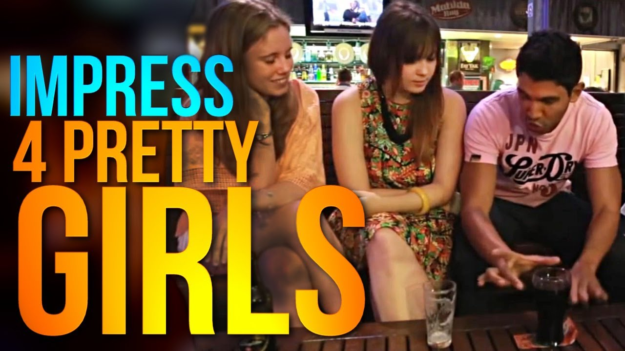 Join told Tricks to impress a girl