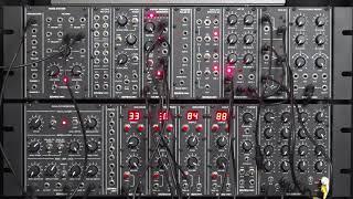 EMW Modular Synthesizer Jam