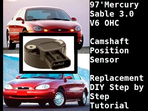 hqdefault how to replace a camshaft position sensor on a mercury sable ford  at eliteediting.co