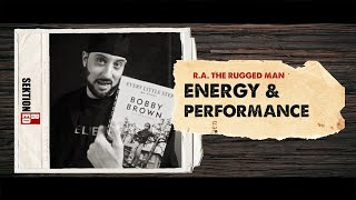 R.A. the Rugged Man - Energy & Performance [Interview]