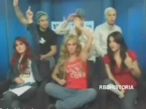 [2008] RBD En Univision En Un Chat [4/5]