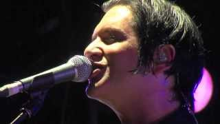 Placebo Live - Song To Say Goodbye @ Sziget 2012