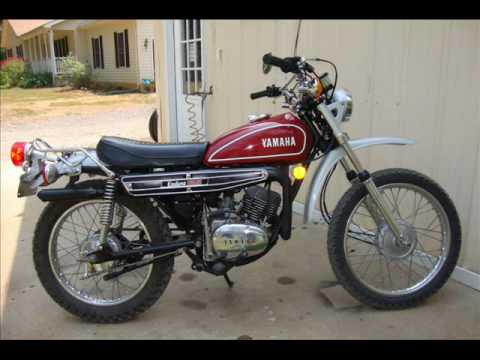 1974 yamaha dt125a enduro by randy s cycle service restoration rh youtube com 2014 Yamaha DT 125 1977 Yamaha DT 125