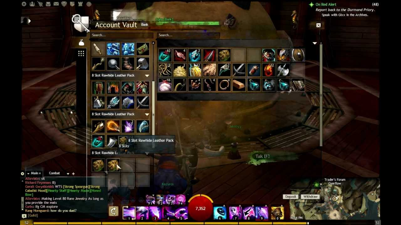 Guild wars 2 cost of character slots poker parlor pizza