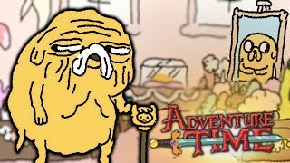 Adventure Time's TRUE ENDING Explained! (Jake's Funeral)