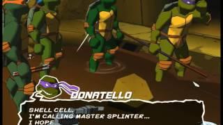 Teenage Mutant Ninja Turtles (GSC5 — «NoRG» — «Вектор»)