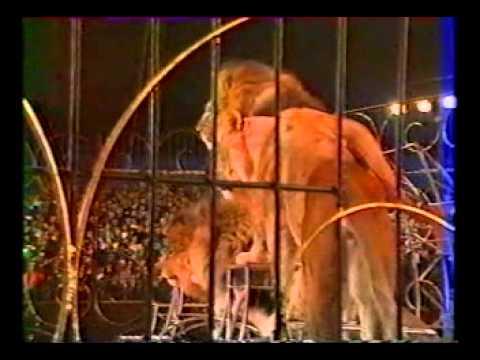 18 international circus fest. Monaco 1994