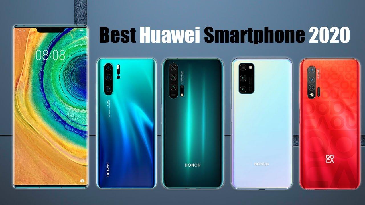 Top 5 Huawei Best Smartphone 2020 - YouTube