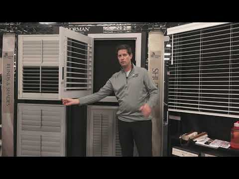 Norman Motorized Wood and Faux Wood Shutters Explained