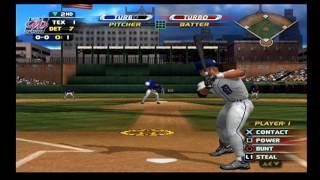MLB Slugfest 2003 - Season Mode - Championship Series (Game 2)