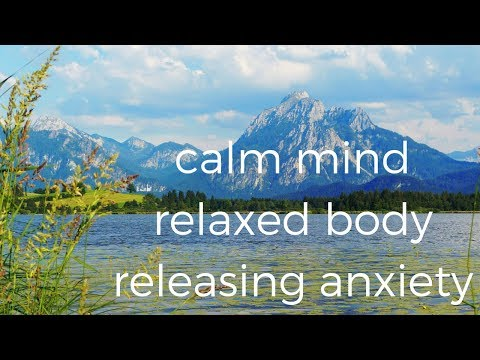 Guided Meditation to Ease Anxiety