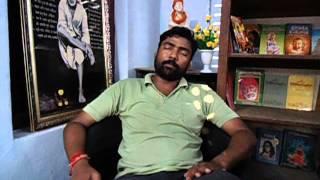 Shri Swamy Anna Singing Radha Krishna Bajan written by Shri Swamy Jagadvikyata