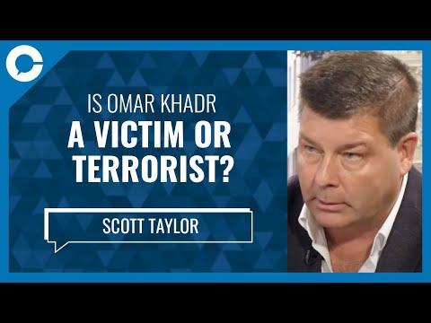 Is Omar Khadr a victim or a terrorist?