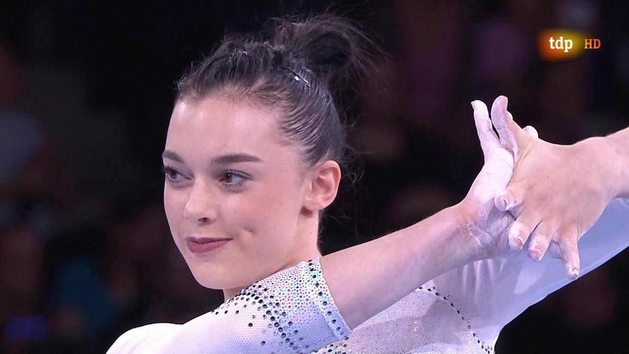 2019 World Artistic Gymnastics Championships. Women's TF