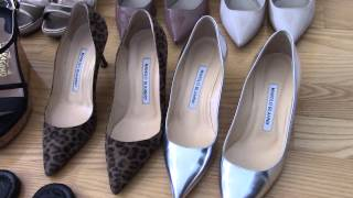 My Summer Shoe Collection Review 2014 Thumbnail