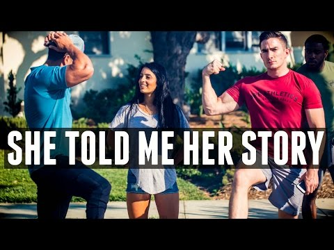She Told Me Her Story