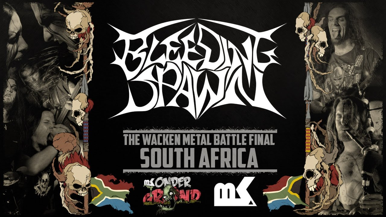 Bleeding Spawn - Megacorpse Apocalypse + Malicious Intent