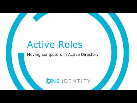 Managing Computers with Active Roles