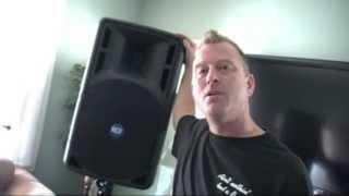 RCF ART Series 312A Powered Speakers