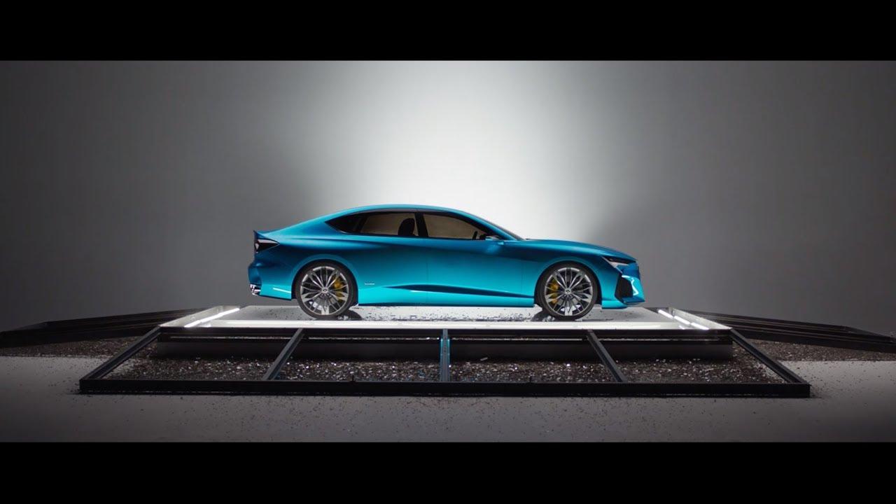 Acura Type S Concept Reborn