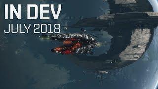 EVE Online - In Development July 2018