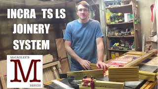 Incra Ts Ls Joinery System Walk Through 020