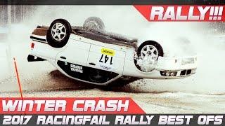 RALLY CRASH COMPILATION BEST OF WINTER 2017 RACINGFAIL!