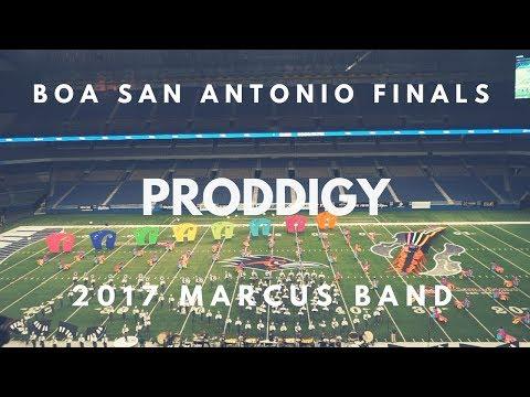 2017 Marcus Band | PrODDigy | BOA San Antonio Finals