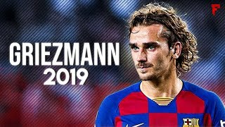 Antoine Griezmann 2019 ● Ultimate Skills & Goals | HD