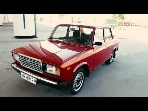 Łada 2107 - Test radzieckiego 'Mercedesa' - MotoBieda #16