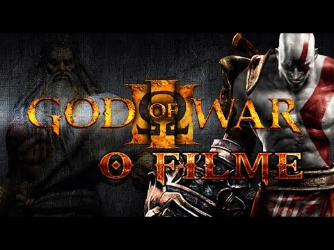 God of War 3. Completo HD Dublado