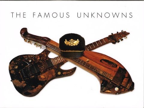 The Famous Unknowns - Carlos Vamos & Lindsay Buckland