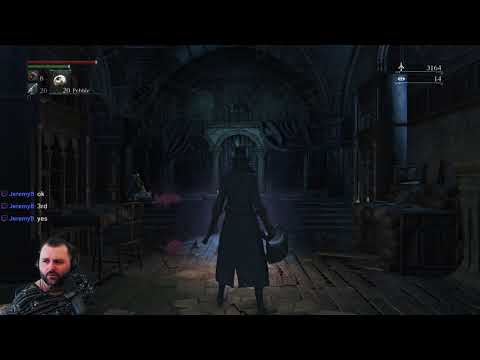 Bloodborne with a rational adult #3 - Vicar Amelia (repeat as necessarry)