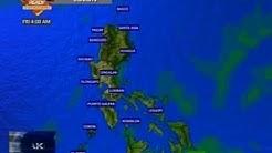 Saksi: Weather update as of 11:40 p.m. (December 24, 2015)