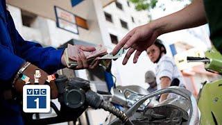 Giá xăng đã giảm mạnh