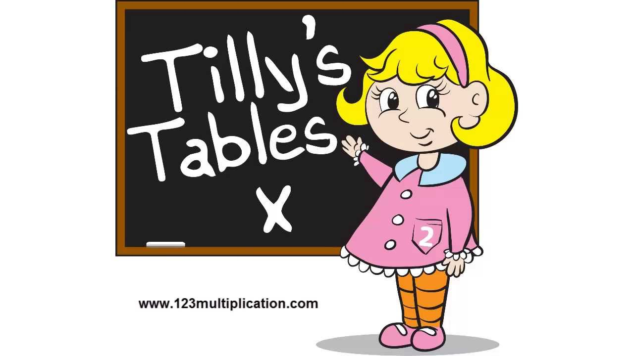 Learn math tables fast at tilly 39 s schoolhouse cool math for 11 times table rap